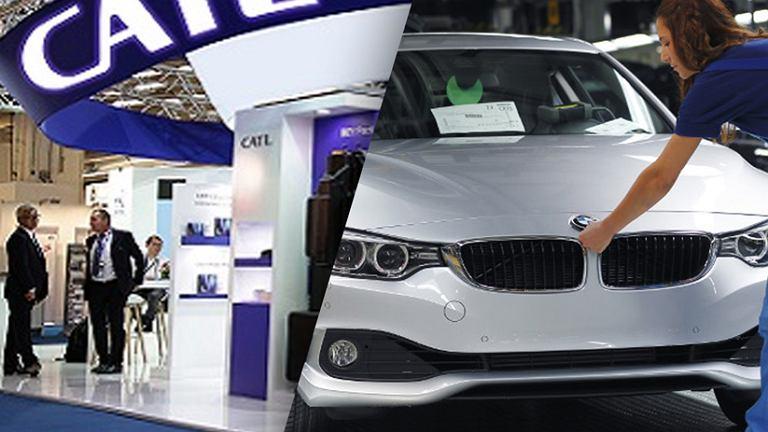 BMW i CATL podpisały umowę. Auta elektryczne będą coraz popularniejsze