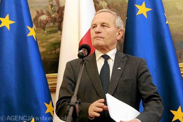 Stanisław Koziej, b.szef BBN