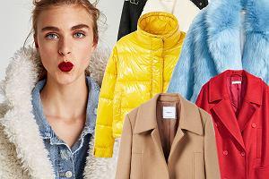 Najładniejsze płaszcze i kurtki z sieciówek. Na zimę, te jesienne będą za cienkie [47 DO WYBORU]