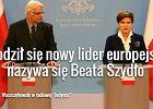 Beata Szyd�o i Witold Waszczykowski