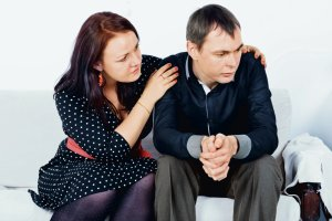 Rodzina chora na depresj�