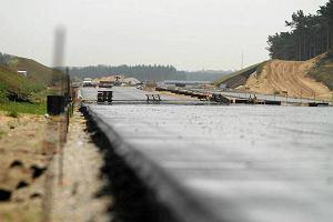 Włosi weszli na A1. Budowa autostrady znów ruszyła