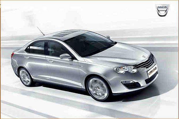 Dacia - wielkie plany na rok 2012