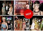 Joanna Przetakiewicz i inne gwiazdy �wiata mody na weneckim balu maskowym u Dolce & Gabbana - rozpoznajecie wszystkich? [DU�O ZDJ��]