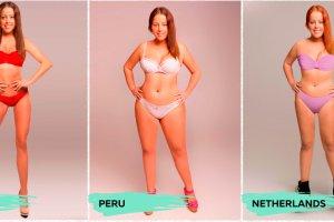 """Postrzeganie piękna - jak wygląda """"idealne"""" kobiece ciało w 18 różnych krajach?"""