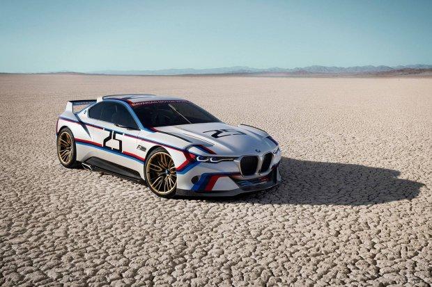 Pebble Beach 2015 | BMW 3.0 CSL Hommage R | Podw�jne �wi�to