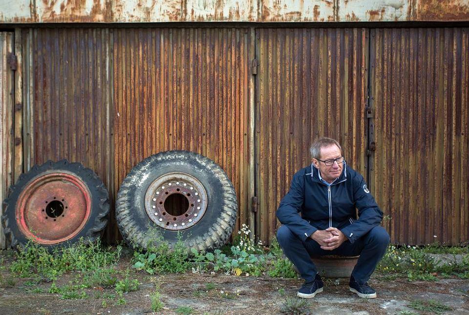 Prezes spółki Agro-War Stanisław Kaśkiewicz