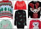 Trend alarm: świąteczne swetry, bluzki i bluzy