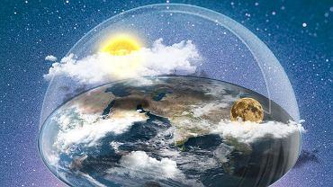 Teoria płaskiej Ziemi
