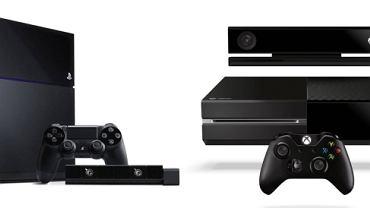 PlayStation 4 i Xbox One