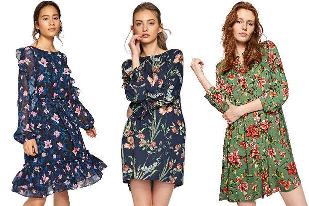 8f932ccd67 Sukienki w kwiaty - wybieramy najpiękniejsze modele - zdjęcie nr 2