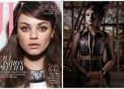 """Mila Kunis dla """"W Magazine"""": Nigdy nie chcia�am by� �on�, za to zawsze marzy�am o dziecku [ZDJ�CIA]"""