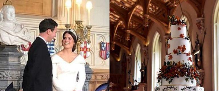 Goście złamali zakaz na ślubie księżniczki Eugenii. Pokazali zdjęcia z imprezy. Jak wygląda royal wedding nie tylko od oficjalnej strony?
