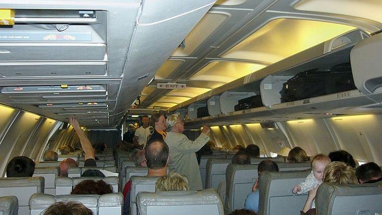 Boeing 737. Zdjęcie ilustracyjne