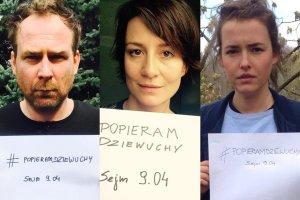 Marcin Perchu�, Maja Ostaszewska, Olga Frycz