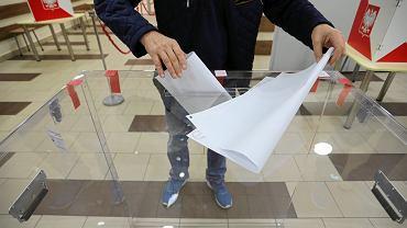 Wybory Samorządowe 2018 - głosowanie w Warszawie, 21 października 2018
