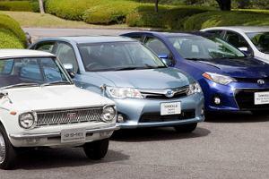 Najpopularniejszy samochód świata to...