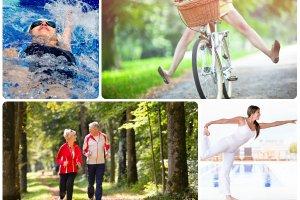 Aktywno�� fizyczna jest zdrowa! Czy wiesz dlaczego?