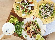 Tacosy z wołowiną i salsą pomidorowo-ogórkową - ugotuj