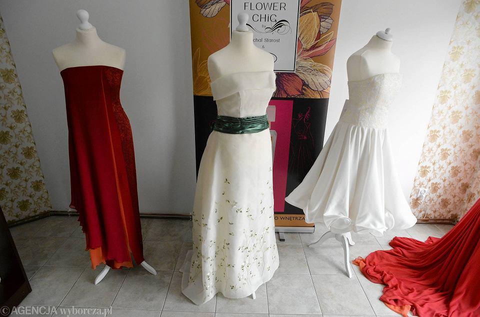 kolekcja znanego projektanta mody w nowym salonie w bydgoszczy
