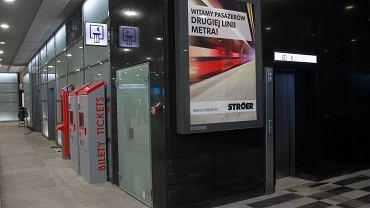 Stacja Świętokrzyska na drugiej linii metra