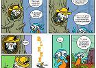 Komiks o umarłym lesie. Skąd ten zaskakujący pomysł Wajraka i Samojlika?