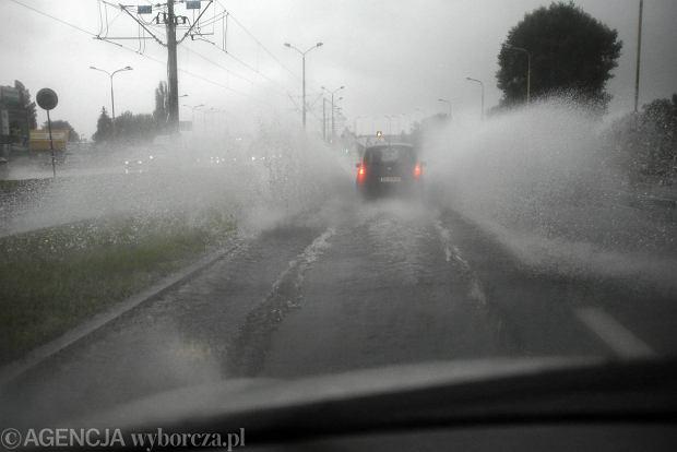 Planujesz sforsować drogowe rozlewisko? Skutki mogą być opłakane