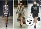 London Fashion Week: Najbardziej inspiruj�ce sylwetki na przysz�oroczn� zim� - zgadzacie si� z naszym wyborem?
