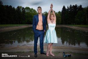 Polscy olimpijczycy i paraolimpijczycy na wsp�lnych zdj�ciach. PARA doskona�a [ZDJ�CIA]