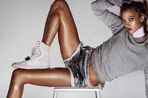 Nowy trend w modzie fitness. Metaliczne ubrania sportowe i gadżety