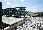 Wojsko zbudowa�o na �DM cztery mosty w Brzegach [ZDJ�CIA]