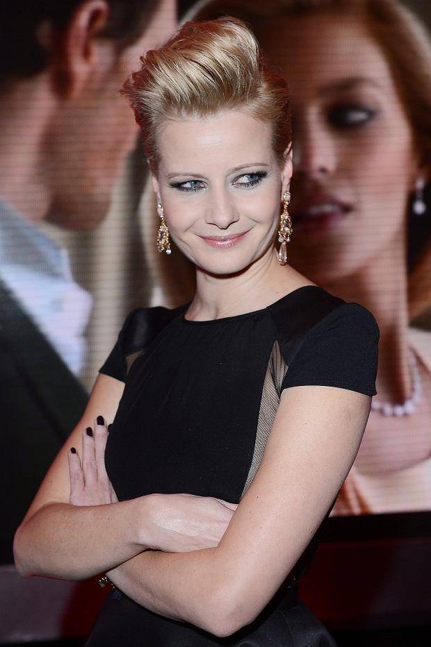 Ma�gorzata Ko�uchowska w sukni BOHOBOCO