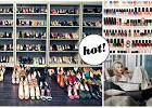 Zagl�damy do garderoby najs�ynniejszej stylistki Hollywood! Ile par but�w ma w swojej szafie Rachel Zoe?