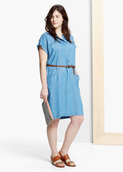 10ba32bedc Zdjęcie numer 3 w galerii - Moda xxl  sukienki na lato dla kobiet plus size
