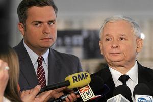 Jak Jaros�aw Kaczy�ski wpad� w rzepak. Okaza�o si�, �e winny jest nie minister, ale Unia