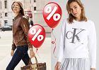 Przeceny u Calvina Kleina i Michaela Korsa - te ubrania i torebki kupisz teraz taniej!