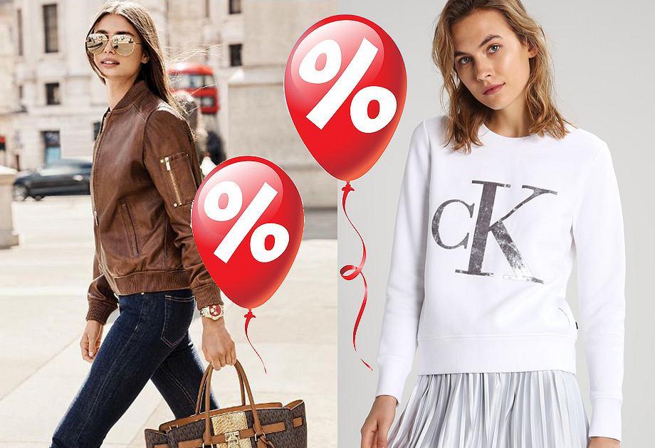 62c16b132d9d6 Przeceny u Calvina Kleina i Michaela Korsa - te ubrania i torebki ...