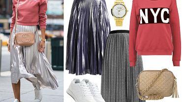 Kolaż / Źródło: www.fashionista.com, autor: brak informacji / Materiały partnera