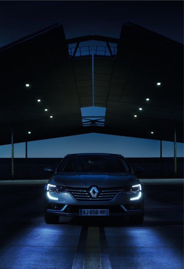Salon Frankfurt 2015 | Renault Talisman