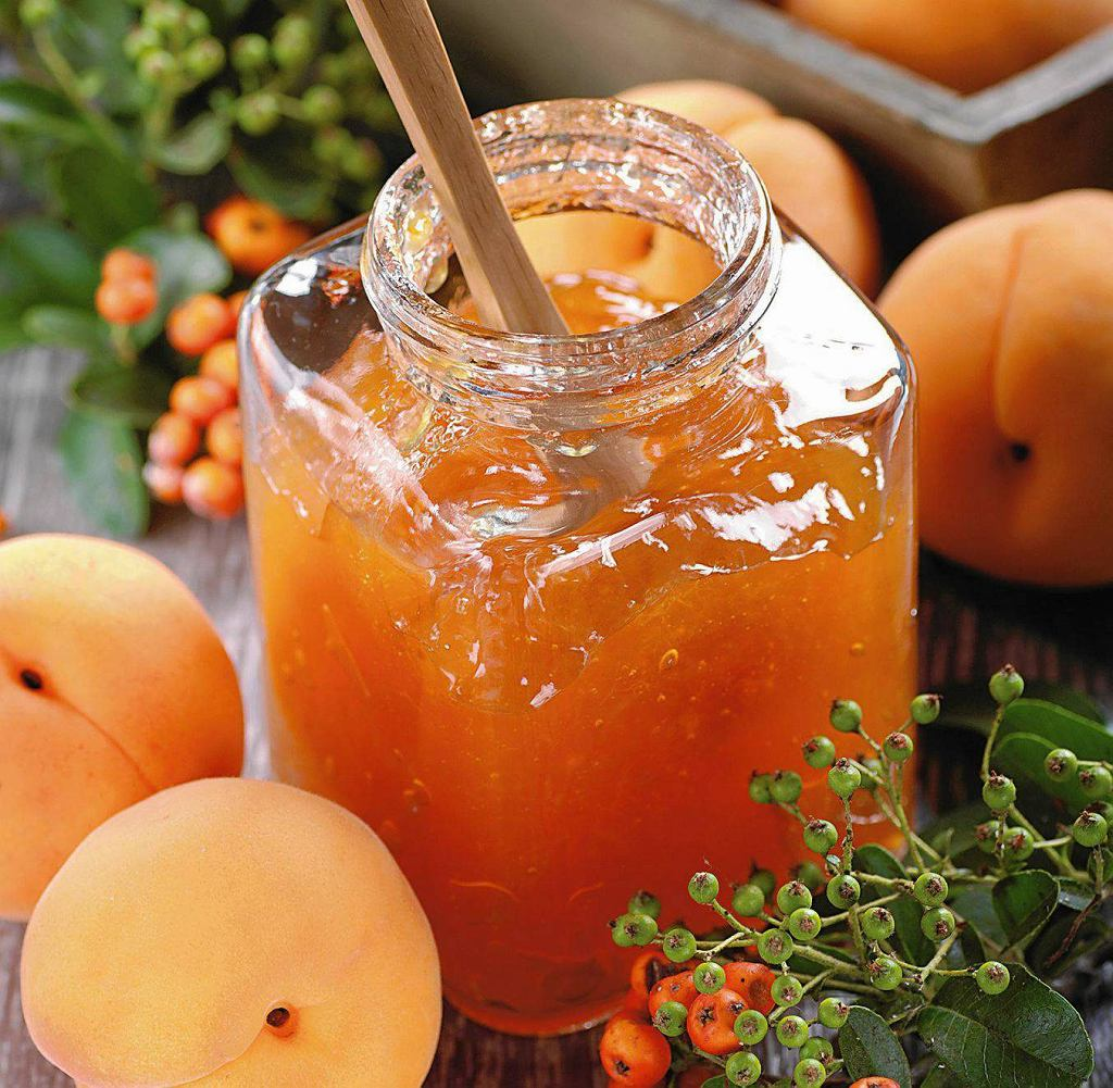 Как приготовить абрикосовый джем в домашних условиях 505