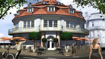 Tak, po renowacji, ma wyglądać Baltic Residence, czyli dawny hotel Seeblick i DWD 'Bałtyk'