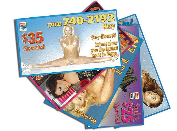 Lans Vegas - oaza seksu, hazardu i... głupoty, ameryka, podróże, ulotki