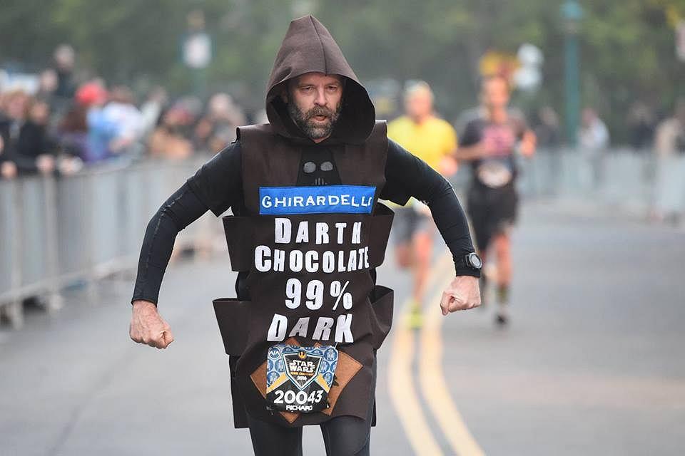 Półmaraton Gwiezdnych Wojen