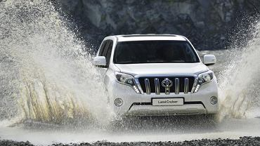 Toyota Land Cruiser 150 2014