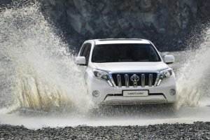 Toyota Land Cruiser 150 po liftingu | Ceny