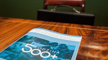 Rządowy program Rodzina 500+