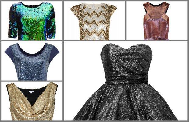 207dceadb8 15 najbardziej połyskliwych sukienek na sylwestra i karnawał