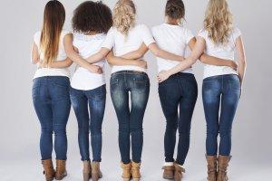 Rurki - trochę historii ulubionych spodni wielu kobiet