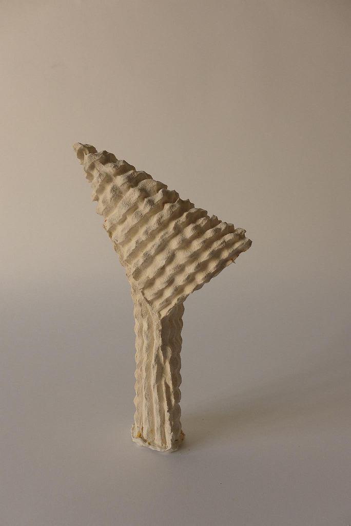 Rzeźba francuskiej artystki Rachel Poignant / MATERIAŁY PRASOWE