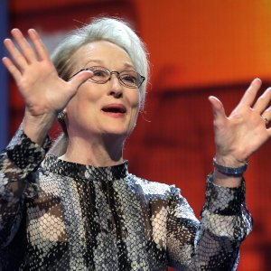 Jak mo�na nie uwielbia� Meryl Streep? W�a�nie da�a wielu fanom jeden powód
